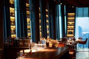40 Stunden - Blick ins Restaurant