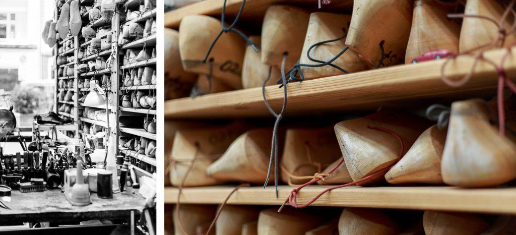40 Stunden -Kollage - Die Holzfüße der Kunden