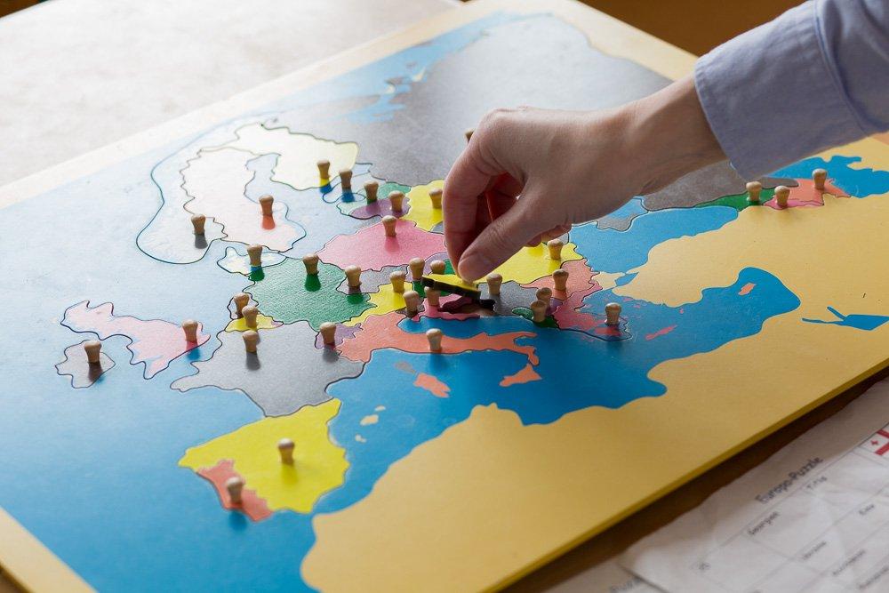 40 Stunden - Interaktive Mappe für Europakunde