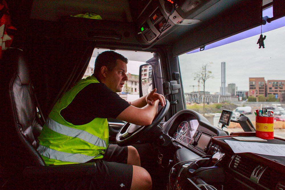 LKW-Fahrer – eric-im-lkw