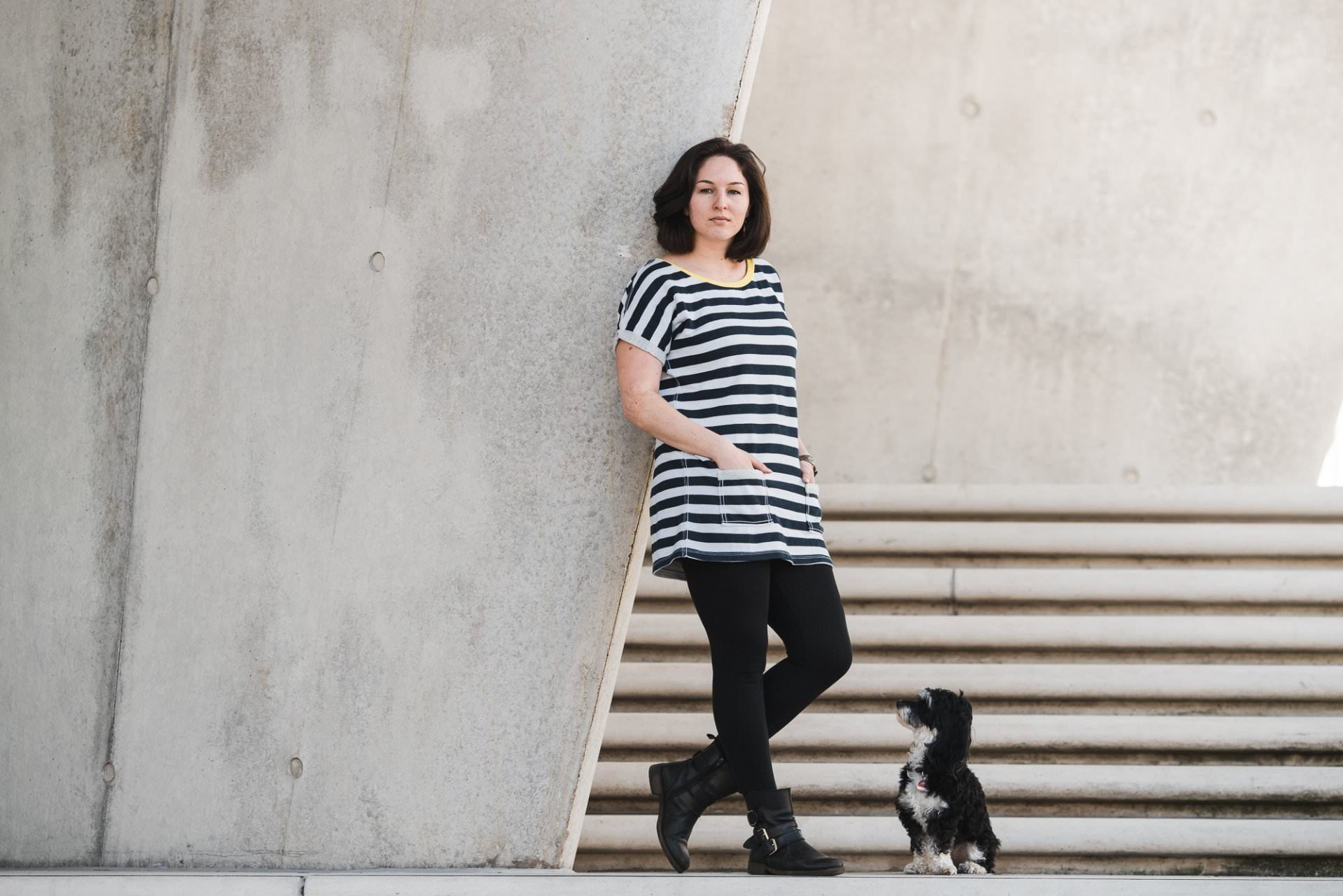 Portrait Designerin Kristina Osipov