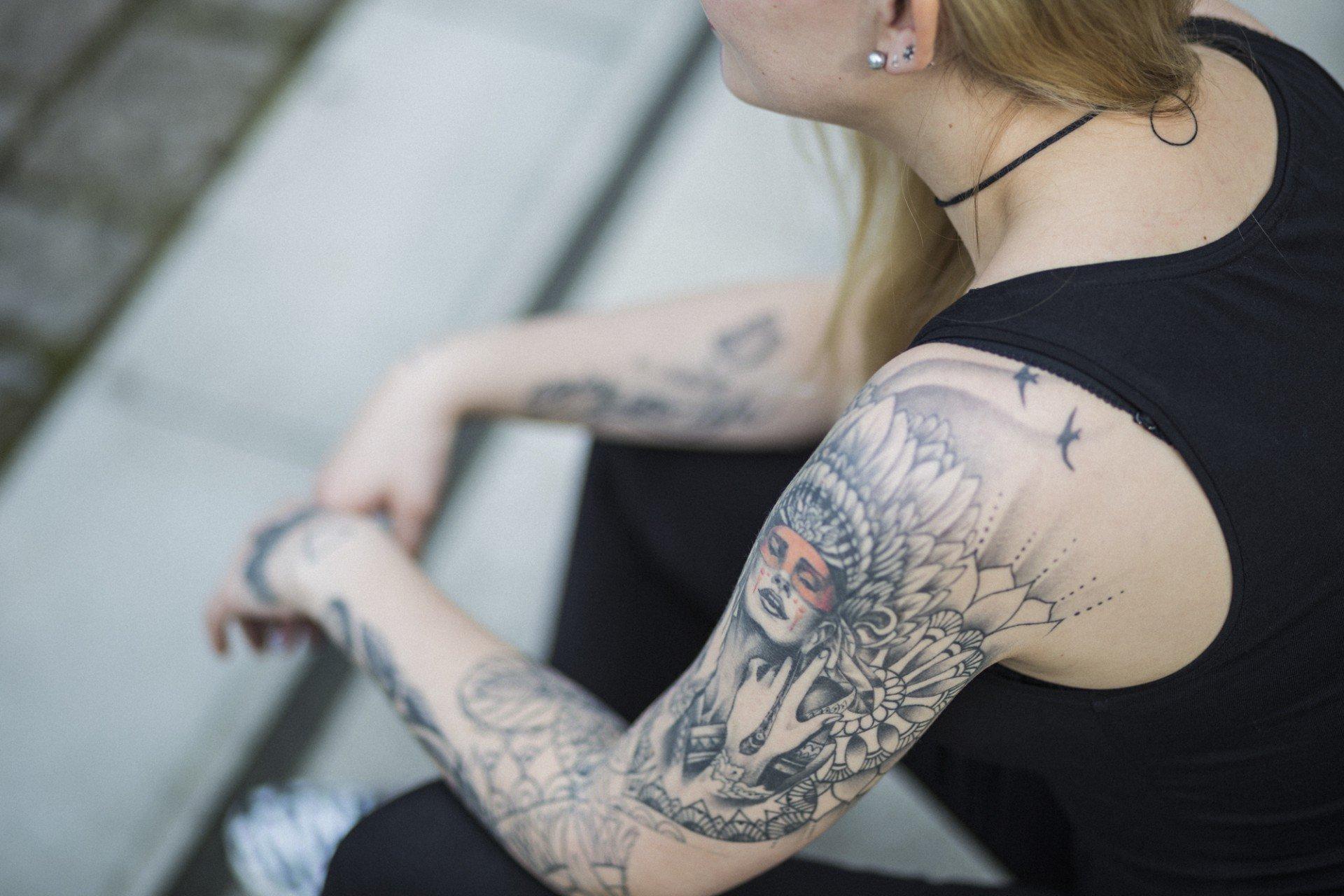 Tattoo Nane Mehlhorn