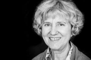 Die Philosophin Dr. Christiane Pohl im Portrait.
